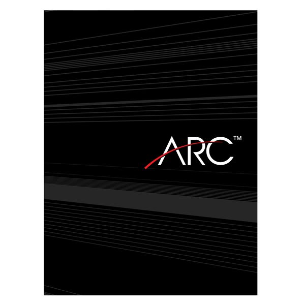 ARC Professional Presentation Folder (Front View)