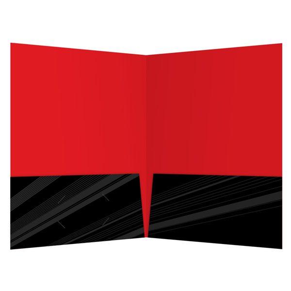 ARC Professionally Designed Folder (Inside View)