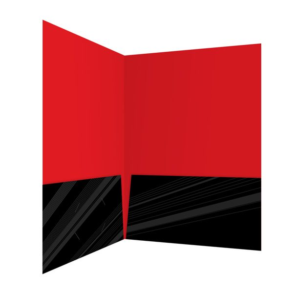 ARC Professional Pocket Folder (Inside Right View)