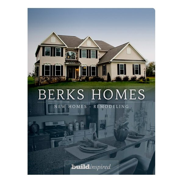 Berks New Home Presentation Folder (Front View)