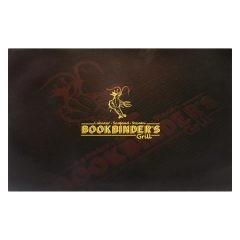 Bookbinder's Grill Restaurant Presentation Folder (Front View)