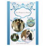Brickyard Wedding Presentation Folder