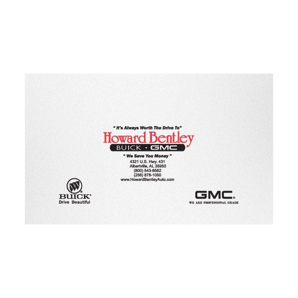 Howard Bentley Vehicle Document Holder (Front View)
