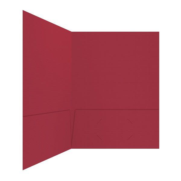 Justin-Siena School Pocket Folder (Inside Right View)
