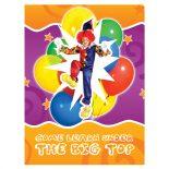 Circus Themed School Presentation Folder