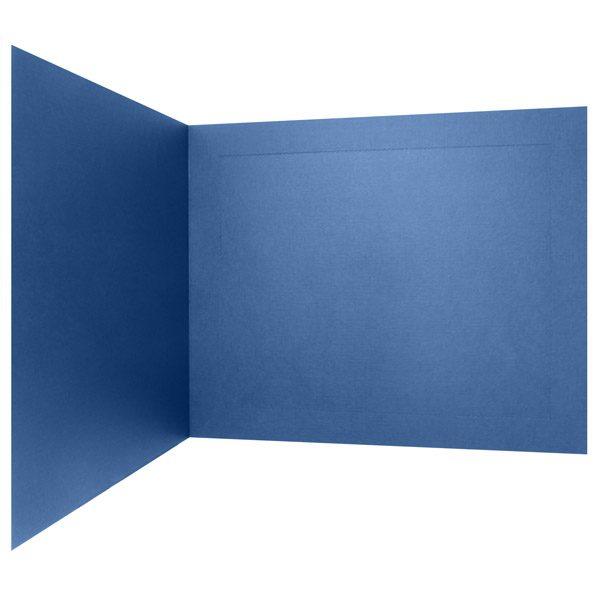 Columbia SIPA Photo Presentation Folder (Inside Frame View)