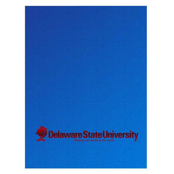 Delaware State University School Folder (Front View)