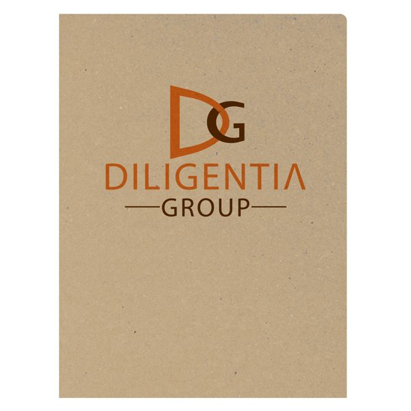 Diligentia Private Investigators Presentation Folder (Front View)