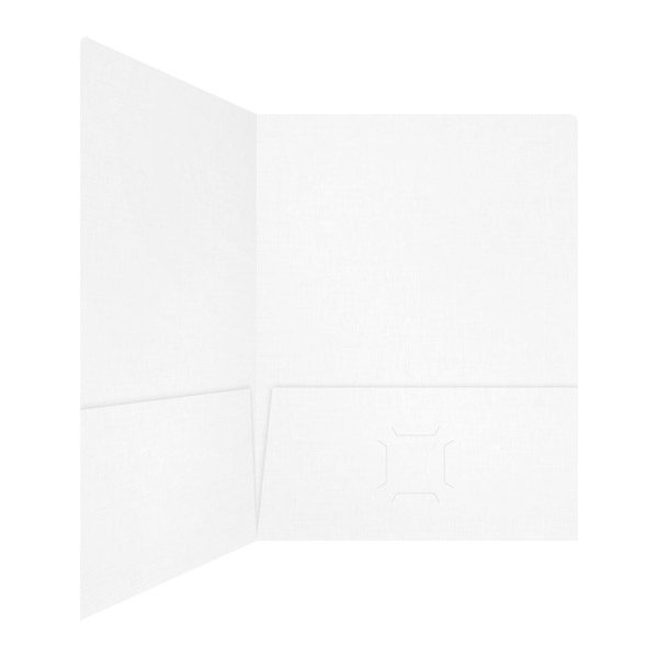 Dr. Schoenbeck White Shadow Pocket Folder (Inside Right View)