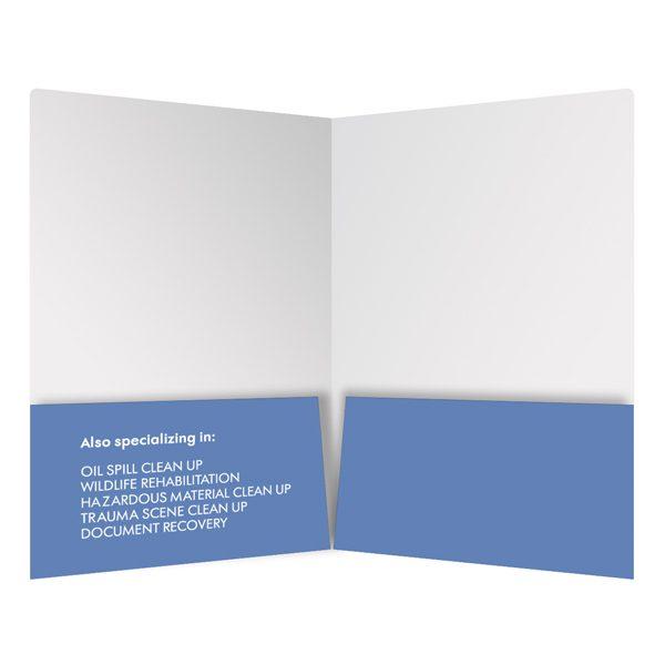 East Coast Environment Restoration 2-Pocket Folder (Inside View)
