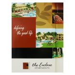 Enclave Luxury Apartments Presentation Folder