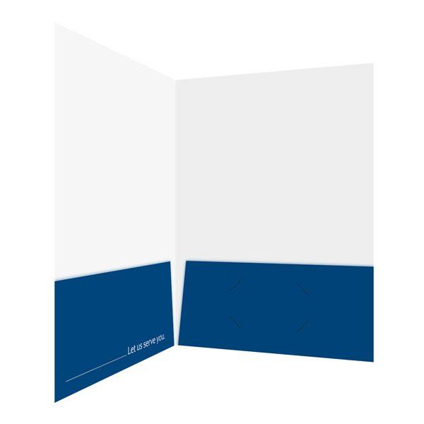 Evan M. Rosen Attorney Pocket Folder (Inside Right View)