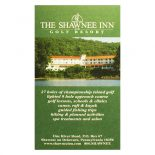 Shawnee Inn Golf Resort Key Card Holder