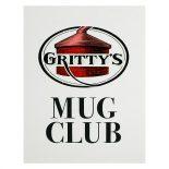 Gritty's Mug Club Membership ID Card Holder