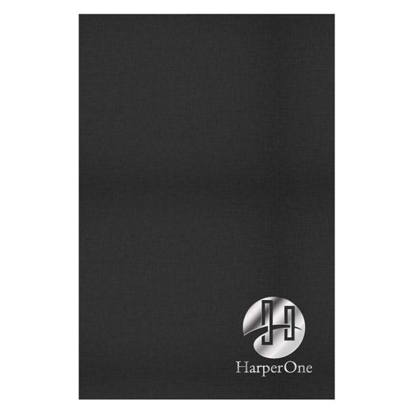 HarperCollins Publishers Foil Folder (Front View)