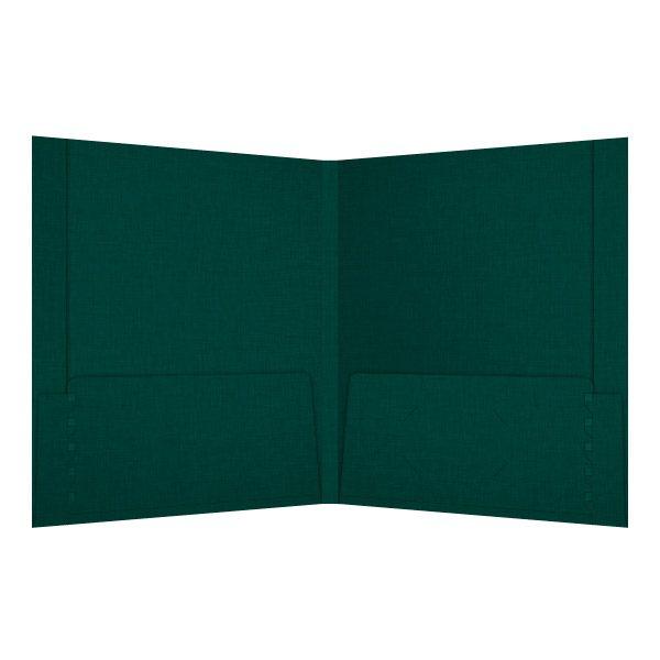 Estate Planning Presentation Folder for Heather Robertson (Inside View)