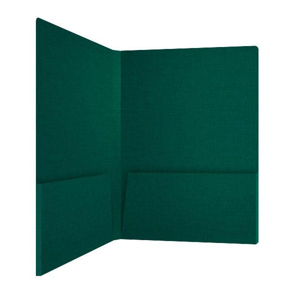 Hess Corporation Green Marketing Folder (Inside Right View)