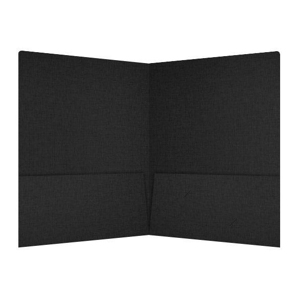 Holistic Wealth Advisors Two Pocket Folder (Inside View)