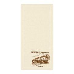 Holman's Funeral Service Expanding Documents Folder (Front View)