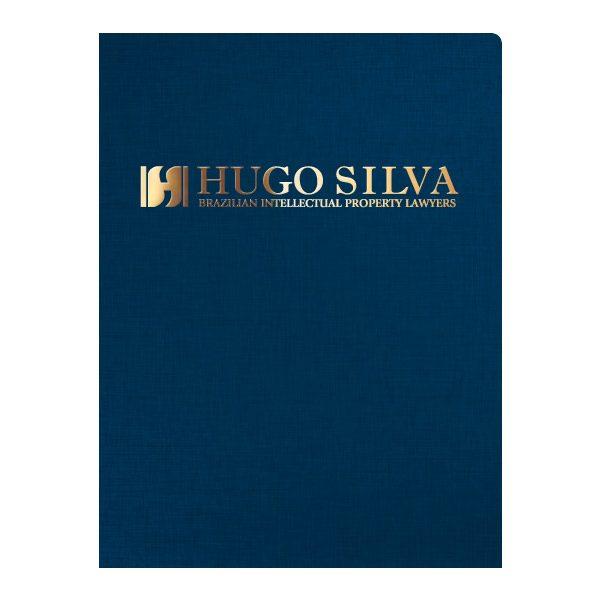Hugo Silva Lawyer Presentation Folder (Front View)