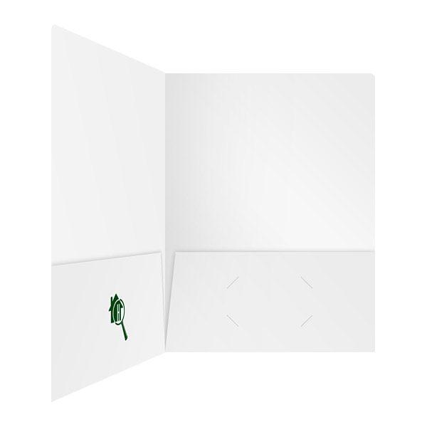 Huntahome Corporate Presentation Folder (Inside Right View)