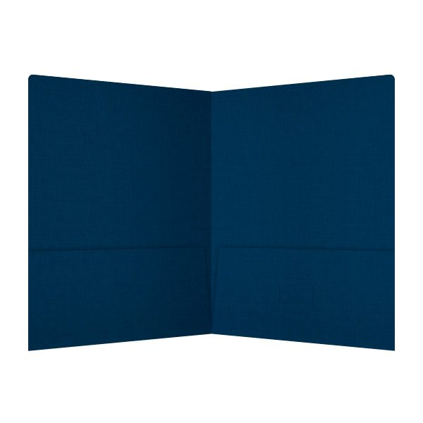 IBM's Foil Stamped Folder (Inside View)
