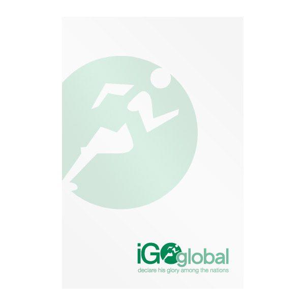 iGo Global Christian Ministry Presentation Folder (Front View)