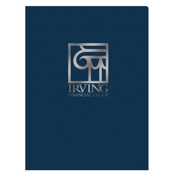 Irving Financial Group Pocket Folder (Front View)