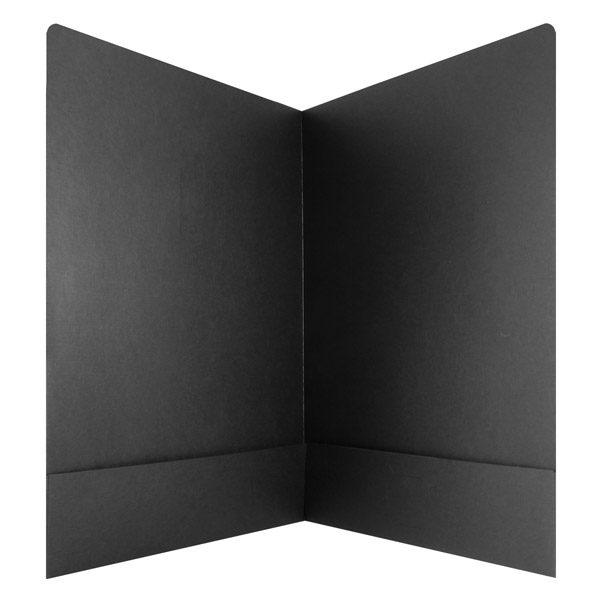 JJ Jacobs Real Estate Pocket Folder (Inside View)