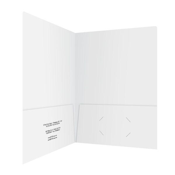 JLNY Group Insurance Policy Folder (Inside Right View)