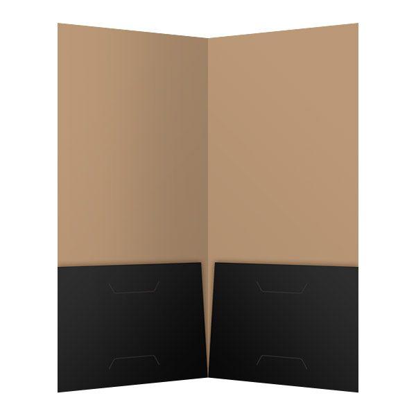 JW Small Corporate Folder (Inside View)