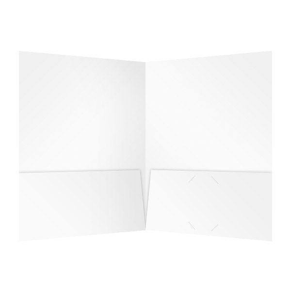 JW Powerline Construction Pocket Folder (Inside View)
