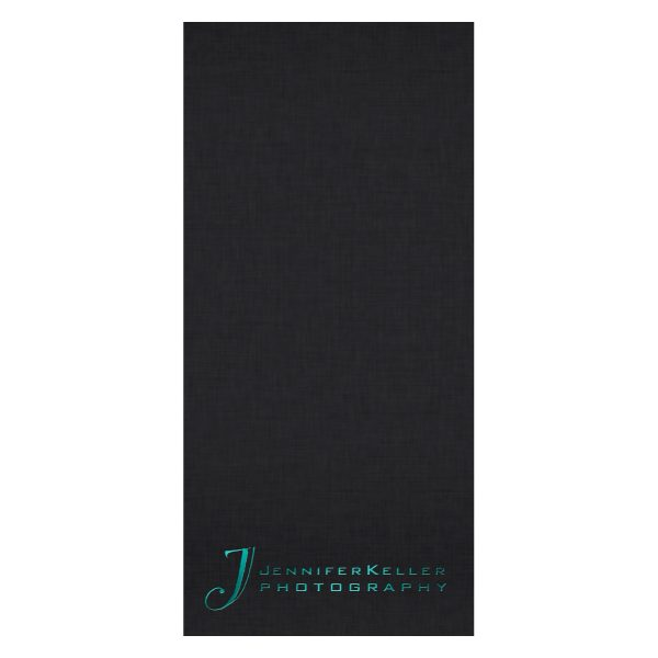 Jennifer Keller Photography Presentation Folder (Front View)