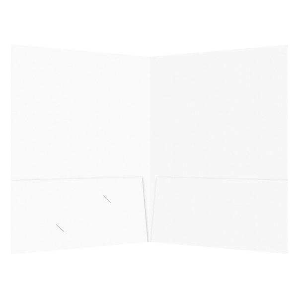 Kentucky Bride Business Pocket Folder (Inside View)