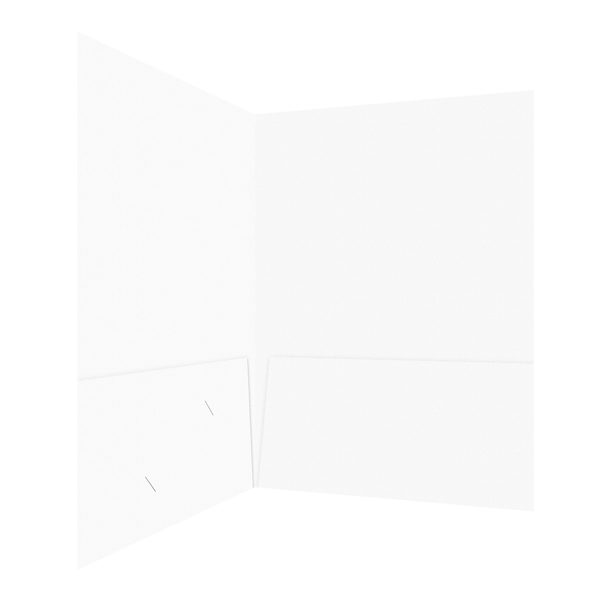 Kentucky Bride White 2-Pocket Folder (Inside Right View)