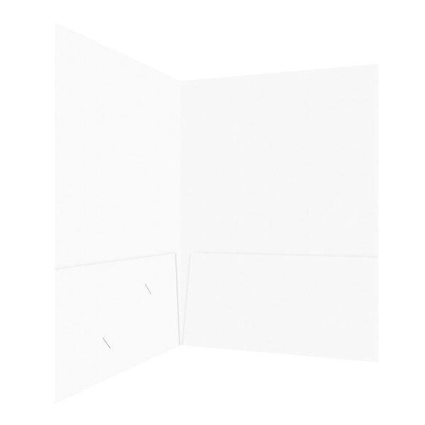 Kentucky Bride White 2-Pocket Folder (Inside Right View)