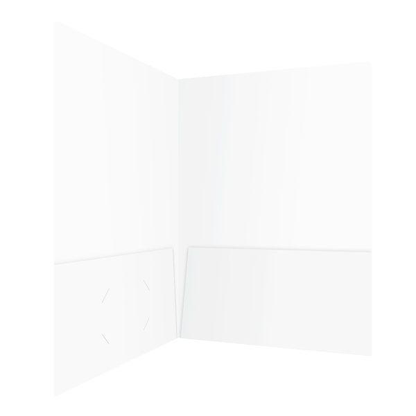 Key Solutions Blank Interior Folder (Inside Right View)