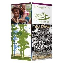 Lake Geneva Summer Camp Presentation Folder (Front View)