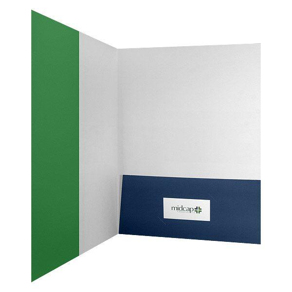 MidCap Financial Marketing Folder (Inside Right View)