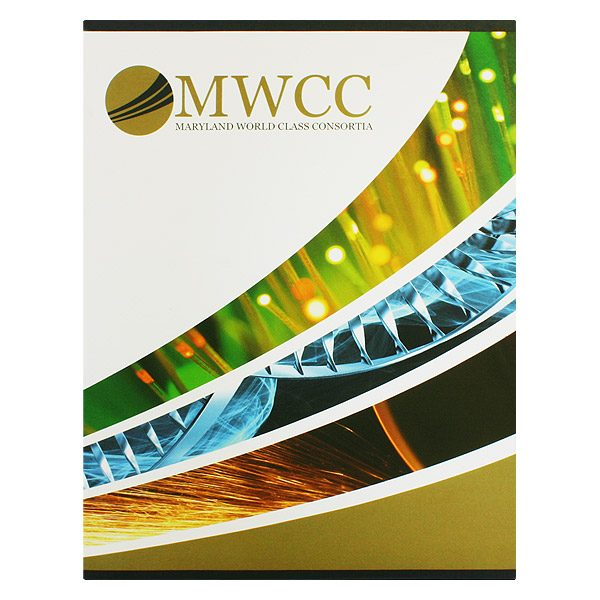 MWCC Full Color Pocket Folder (Front View)