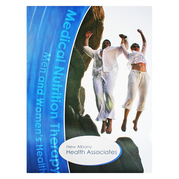 New Albany Health Medical Presentation Folder (Front View)