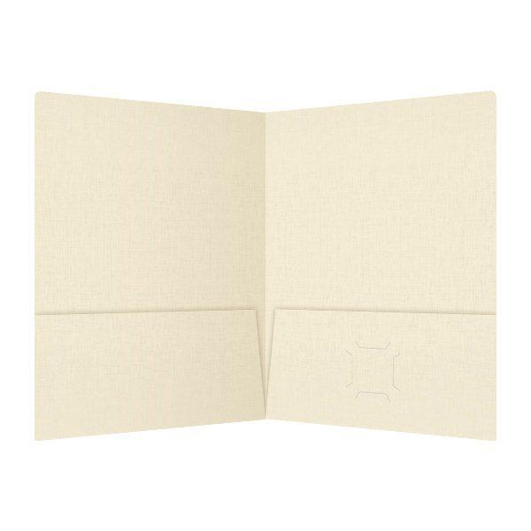 JVC Non-Profit Two Pocket Folder (Inside View)