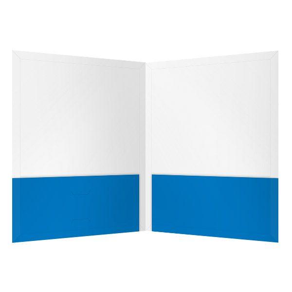 OBM Associates Folder Design (Inside View)