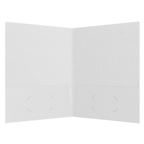Penn State Two Pocket Business Folder (Inside View)