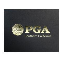 SoCal PGA Photo Display Folder (Front View)