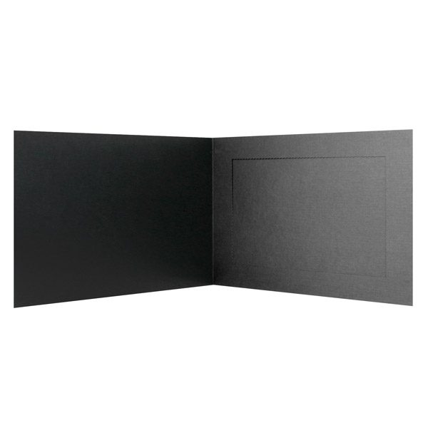 Southern California PGA Matte Black Photo Frame Folder (Inside View)