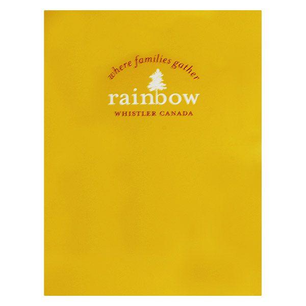 Rainbow Whistler Real Estate Presentation Folder (Front View)
