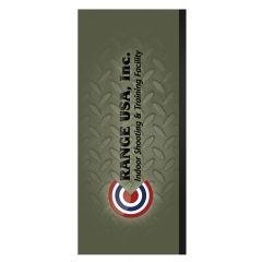 Range USA Metal Presentation Folder (Front View)
