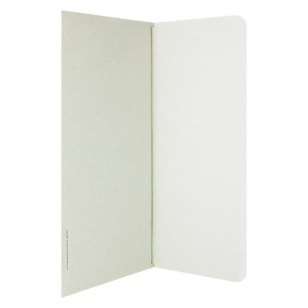 Rivera Tax Services White Document Folder (Inside View)