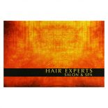 Hair Experts Salon & Spa Gift Card Holder